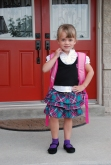 First Day of School 2012.2